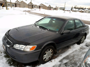 2001 Toyota Camry for trade