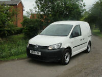 2012 VOLKSWAGEN CADDY TDI C20 - ONE OWNER - FSH - FINANCE ARRANGED - NO VAT