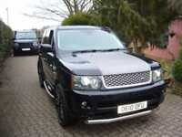 Land Rover Range Rover Sport 3.6TD V8 auto 2010MY HSE