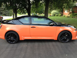 2015 2 Door Scion tC
