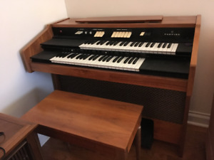 Electronic Organ for home or small church