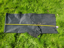 FREE rubber sheeting (pond liner)