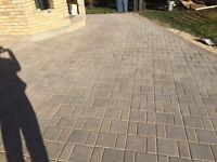 Paving stone repair - call 204-229-9966