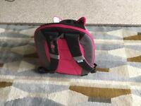 Trunki boostapak car seat/backpack