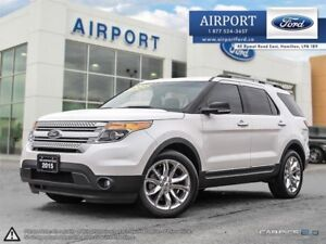 Ford Explorer XLT 4WD with only 65,110 kms 2015