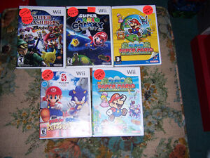 FOR SALE NINTENDO WII 25 TH.ANNIVERSARY S-M-B.SOLD  ,