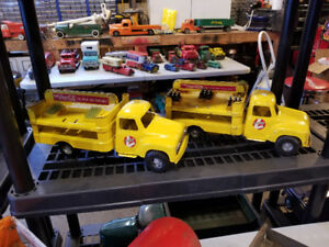 TOY TRUCKS * VINTAGE COLLECTIBLES