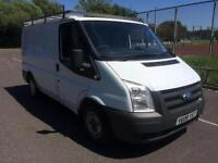 2008 Ford Transit 2.2TDCi SWB COMPLETE WITH M.O.T AND WARRANTY