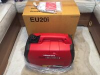 Honda eu20i suitcase genorator brand new in box