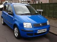 Fiat Panda 1.2 Eleganza 12 MONTHS MOT , EW , ALLOYS , CITY STEER , 2004