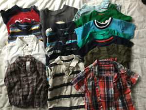 Lot of boys 18-24 month