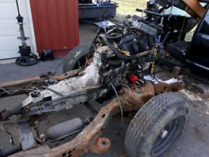 Chevy engine 2.2 with 5 speee