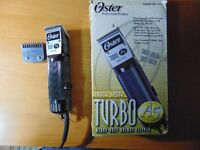 Oster Clipper Turbo A5 Single-Speed Tondeuse