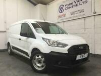 2018 68 FORD TRANSIT CONNECT 210 L2 LWB EURO 6 ONLY DONE 17,729 MILES!!!