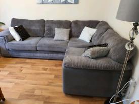 DFS corner sofa bed