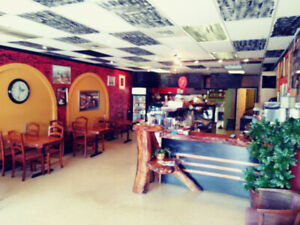 Local Restaurant for sale