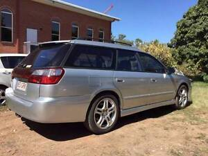 2002 Subaru Liberty Wagon - 6 Months Rego Woolloongabba Brisbane South West Preview
