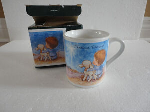 Vintage Hallmark collectible coffee mug brand new in box