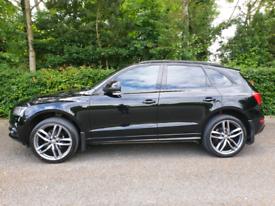 Audi q5 sline quattro black edition