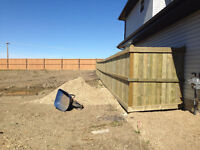HOPEFULLY YOUR FENCE DIDN'T BLOW DOWN,BUT IF IT DID||||||