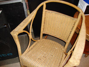 Rope Rocking Chair
