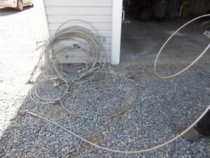 PRICE REDUCED - Stainless Cable from Sail Boat Rigging