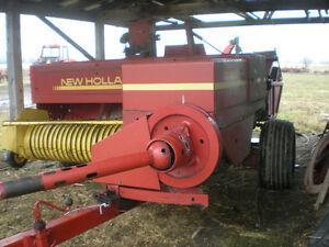 new holland 575 baler
