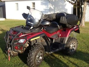 Can am Outlander 800R( 2 places)