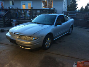 2003 Oldsmobile Alero Sport Coupe (2 door)