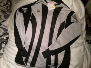 Admiral Soccer Goalkeeper vapor draw Jersey Youth Med. NWT