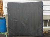 """Tonneau cover for 5' 7"""" Ram bed"""