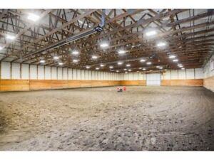Superb Equestrian facility FOR SALE *it`s got 2 beautiful homes*