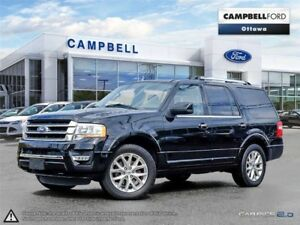 2017 Ford Expedition Limited LOADED AND SEALE PRICED