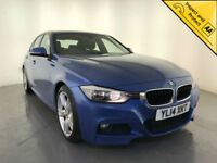 2014 BMW 330D M SPORT AUTOMATIC DIESEL SALOON 1 OWNER BMW SERVICE HISTORY