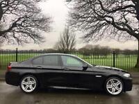 2014 14 BMW 5 SERIES 3.0 535I M SPORT 4D AUTO 302 BHP