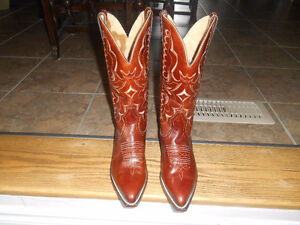 Ladies Cowboy/western style boots, size 7-7.5,  Various Prices