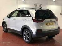 2020 Honda Jazz 1.5 i-MMD Hybrid Crosstar EX 5dr eCVT HATCHBACK Petrol/Electric