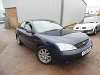 FORD MONDEO LX 2.0 DIESEL 5 DOOR HATCHBACK