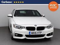 2015 BMW 4 SERIES 420d M Sport 5dr Auto Coupe