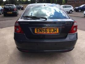 2007 (56) FORD MONDEO 2.0 GHIA X 16V 5DR AUTOMATIC