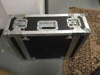 4U Rack Flightcase