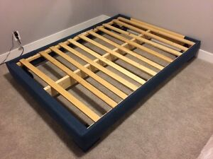 Double bed frame- custom made