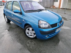 Diesel Renault clio 1.5 dci super cheap to run, Faultless, px welcome