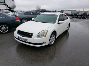 Nissan Maxima Nismo 2005 116km Cuir Toit Ouvrant Air Climatisée