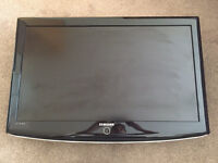 Samsung 37inch lcd freeview TV