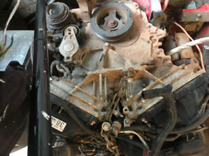 FORD TAURUS ENGINE AND TRANSMISSION