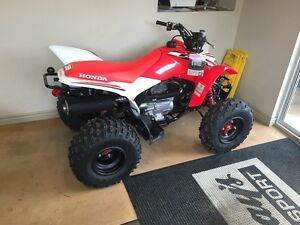 2016 Honda TRX250X only $75 bi-weekly!