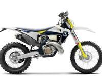 HUSQVARNA TE 150I 2 STROKE 2022 modelEnduro 2021 Husky Sport