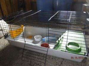 cage cochon d'Inde, hamster, lapin