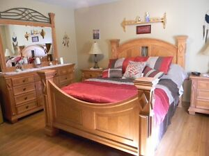 Beautiful Goderich 4 Bedroom 3 Bathroom Home Large Family Room Stratford Kitchener Area image 7
